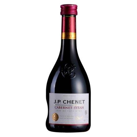 法国香奈赤霞珠-西拉干红葡萄酒250ml