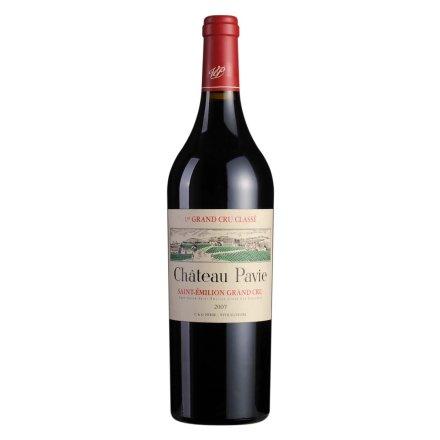 (列级庄·名庄·正牌)法国帕米庄干红葡萄酒2007 (又译:柏菲庄园)