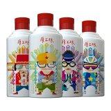 厚工坊型男系列四瓶套装
