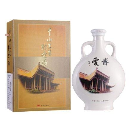 52°玉山台灣原窖五年陳年高粱酒700ml(中山先生紀念酒)