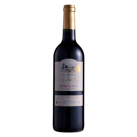 法国拜伦城堡2011干红葡萄酒