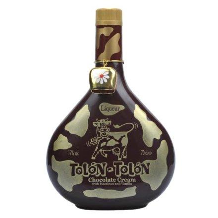(清仓)17°西班牙特隆甜酒巧克力奶油口味(裸瓶)700ml
