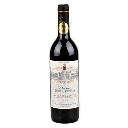 【清仓】法国克洛斯城堡红葡萄酒