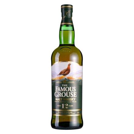 40°英国威雀麦芽苏格兰威士忌700ml