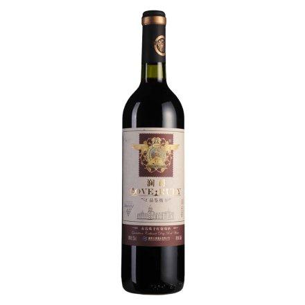 【清仓】中国澜爵品鉴级赤霞珠干红葡萄酒