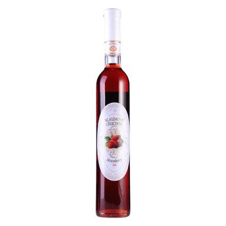 【清仓】摩尔多瓦·苏沃洛夫酒庄波蒙特投手草莓甜红葡萄酒