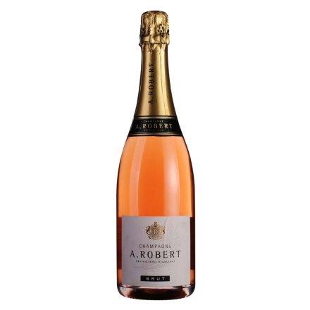 法国侯爵粉红香槟酒