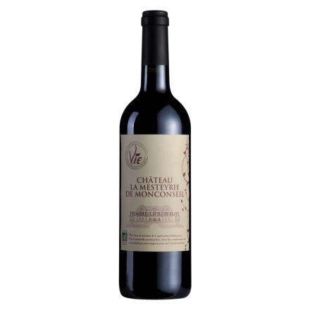 法国美时城堡干红葡萄酒750ml