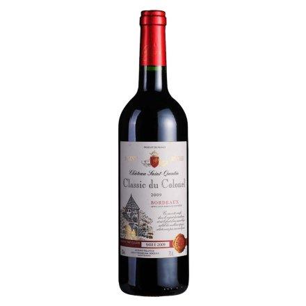 【清仓】法国圣洛克卡龙城堡干红葡萄酒