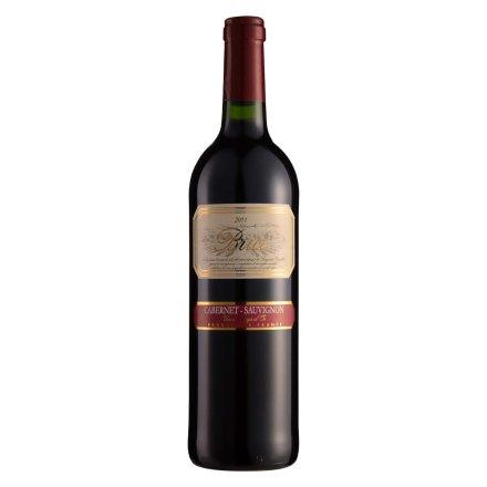 【清仓】法国博瑞斯赤霞珠红葡萄酒750ml