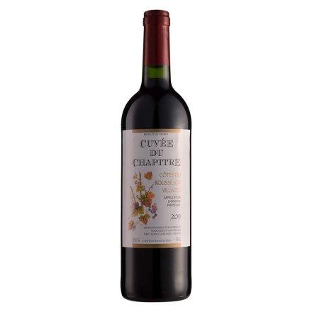 法国雅苑红葡萄酒750ml