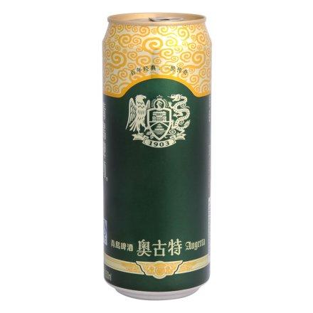 青岛啤酒奥古特500ml