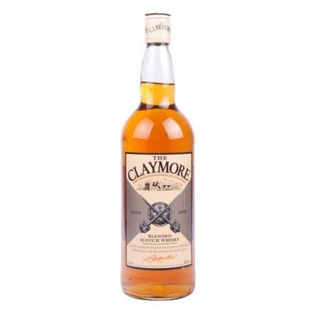 40°英国剑威苏格兰威士忌1000ml