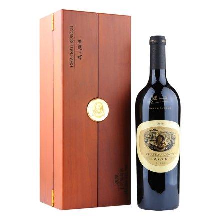 戎子酒庄雅黄干红葡萄酒(2009)750ml