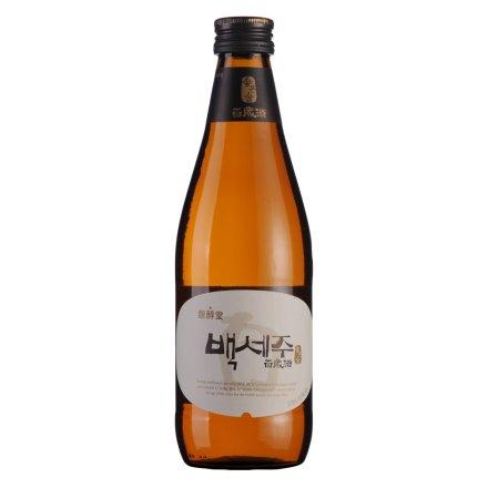【清仓】12.5°韩国麹醇堂百岁酒375ml