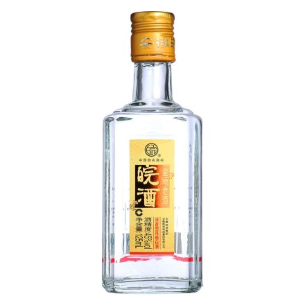 45°皖酒金质老酒125ml