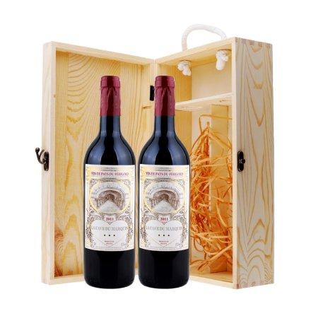 飞黄腾达法国红酒礼盒