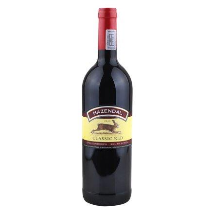 南非哈登堡经典干红葡萄酒