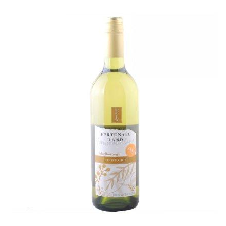 【清仓】新西兰财富庄园灰比诺白葡萄酒