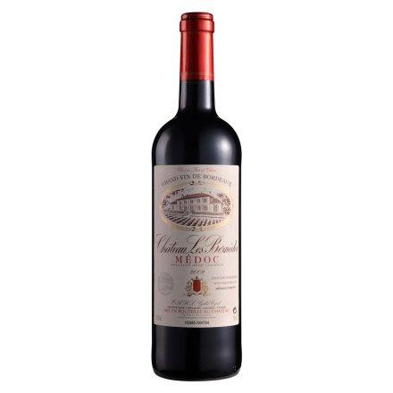 【清仓】法国伯纳德庄园干红葡萄酒(银标)750ml