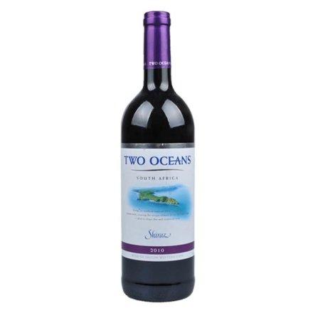 (清仓)南非双洋设拉子红葡萄酒