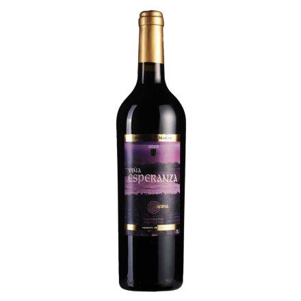 西班牙希望庄园藏酿干红葡萄酒2002