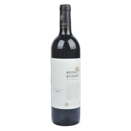 (清仓)澳洲詹姆士皇家骑士卡本纳干红葡萄酒