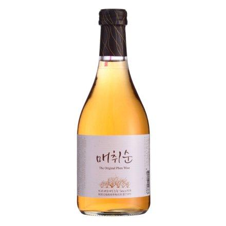 14°韩国宝海梅翠纯青梅酒(配制酒)375ml