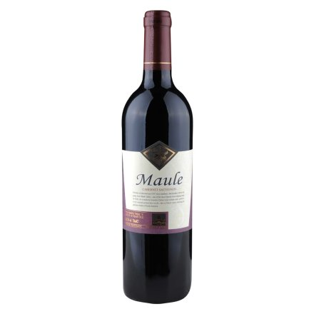 智利曼露赤霞珠干红葡萄酒750ml