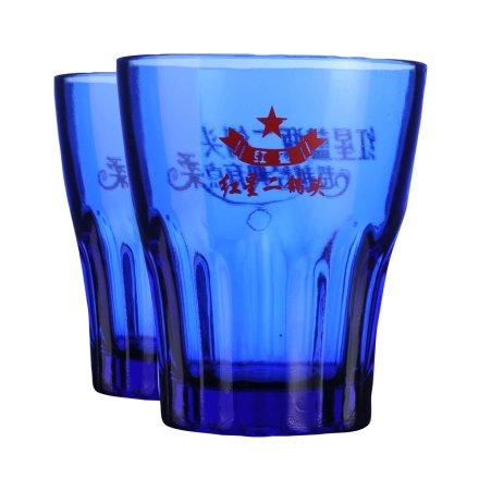 蓝瓶小酒杯双支装