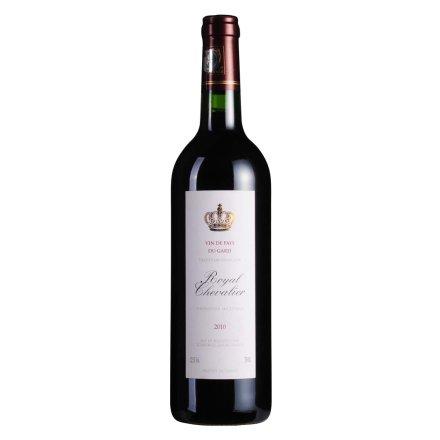 法国骑士干红葡萄酒
