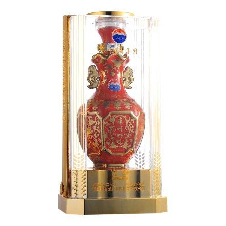 52°贵州特醇酒窖藏(红)500ml