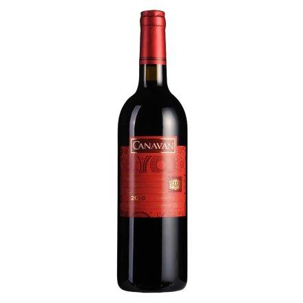 法国卡纳赤霞珠干红葡萄酒