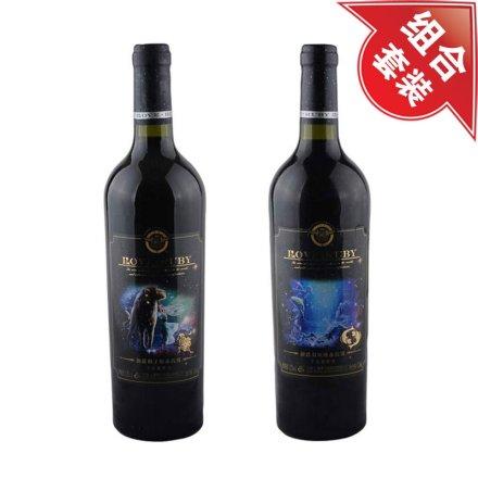 澜爵狮子座+双鱼座赤霞珠干红葡萄酒