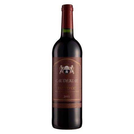 【清仓】法国歌德嘉赤霞珠红葡萄酒750ml
