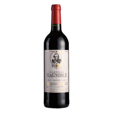 【清仓】法国马格男爵红葡萄酒VCE 750ml