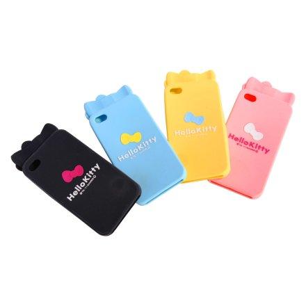 卡通硅胶系列手机保护套IPHONE4/4S
