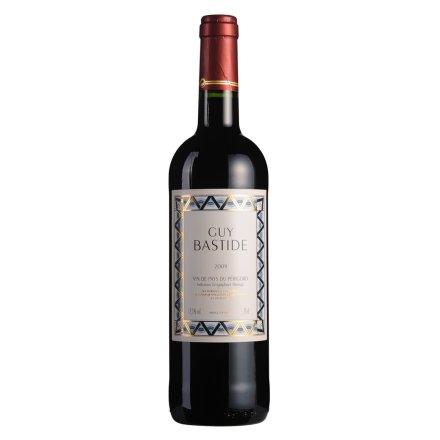 法国巴斯蒂干红葡萄酒750ml