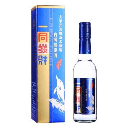 52°一同发财台湾高粱酒300ml