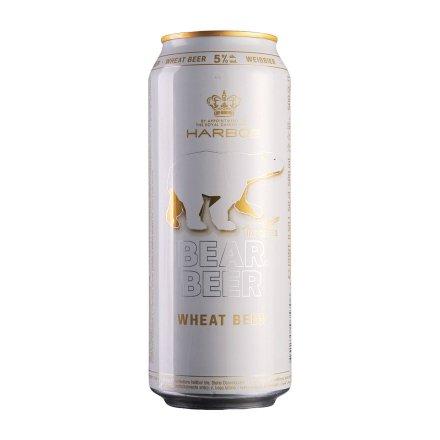 德国哈尔博白熊啤酒500ml