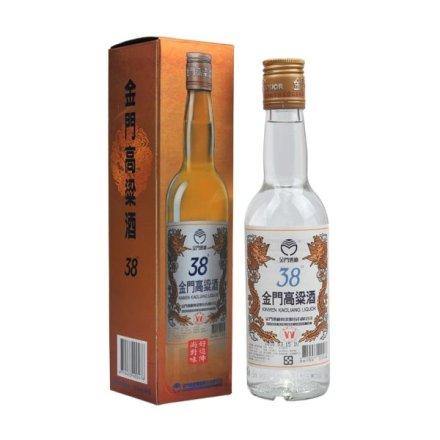 (清仓)38°金门高粱酒300ml