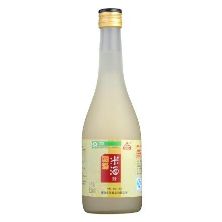 0.5°孝感糊汤米酒汁500ml