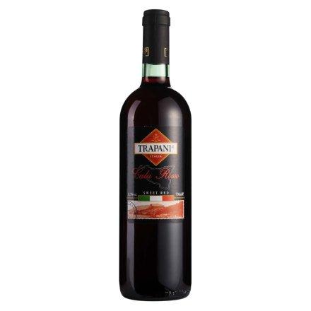 意大利特拉帕尼甜红葡萄酒