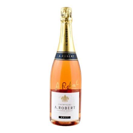法国侯爵粉红香槟酒(侯爵香槟酒庄庄主A.ROBERT签名版)