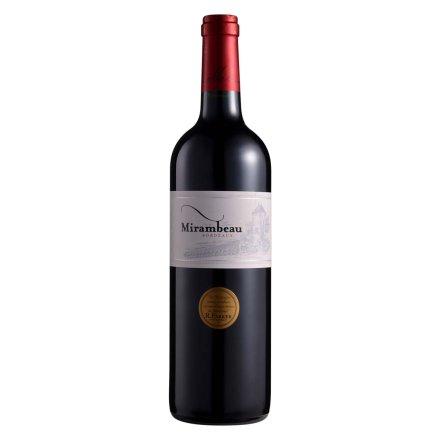 【周末大清仓】法国米兰堡珍藏干红葡萄酒750ml