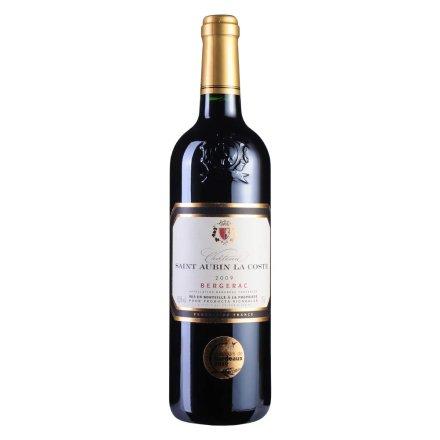 【清仓】法国拉格斯庄园2009干红葡萄酒