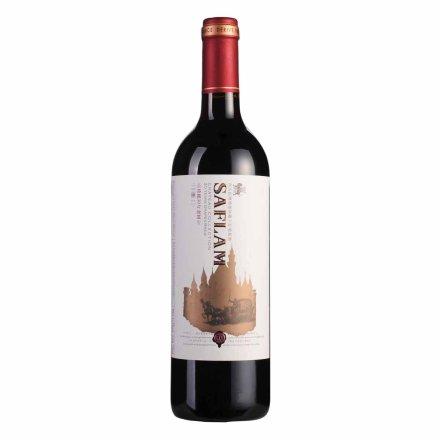 西夫拉姆酒堡珍藏干红葡萄酒(珍稀30年老树)750ml