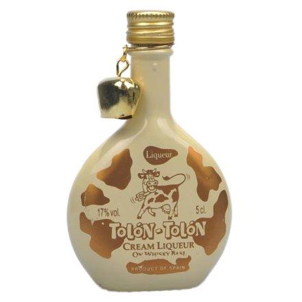(清仓)17°西班牙特隆甜酒威士忌奶油口味迷你装50ml