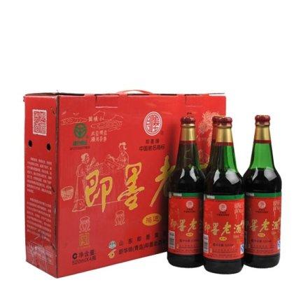 (清仓)11.5°即墨老酒鸿运礼盒