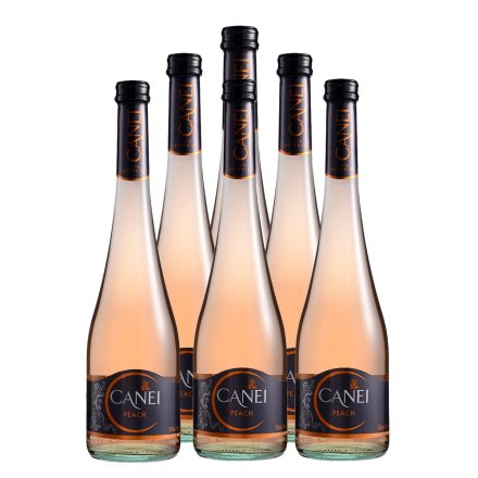 意大利圣霞多肯爱桃红起泡葡萄酒750ml (6瓶装)